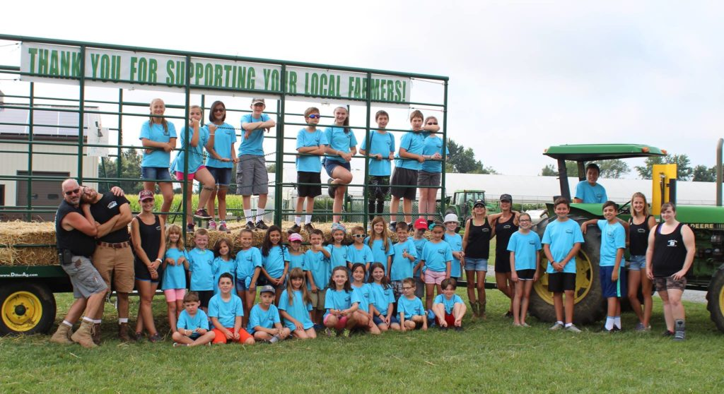 Farm Camp 2017 (Donaldson Farms)