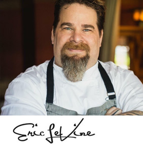 Chef Eric LeVine