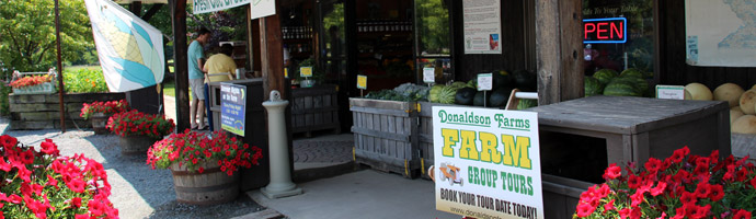 Spring & Summer at Donaldson Farms