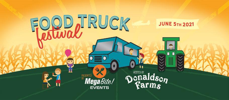 Food Truck Festival - June 5, 2021