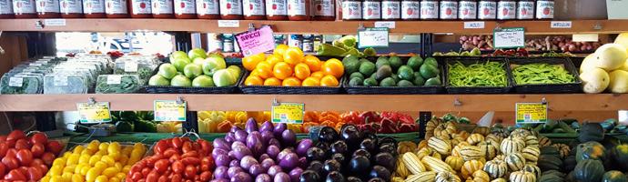 Donaldson Farm Market Produce