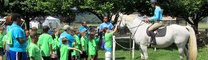 Educational Farm Tours - Hackettstown, NJ