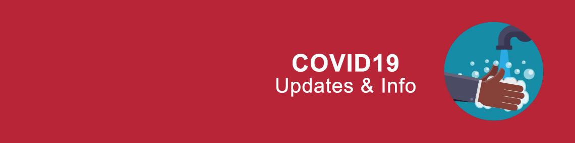 Coronavirus Updates & Info