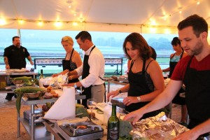 Harvest, Cook, & Dine 2016 with Chef Eric LeVine