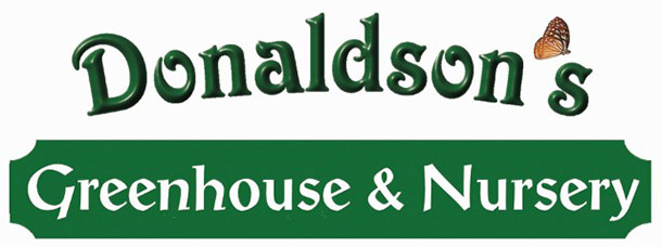 Donaldson Greenhouse & Nursery - Donaldson Farms Racing Sponsor