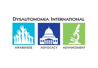 Racing Sponsor: Dysautonomia International
