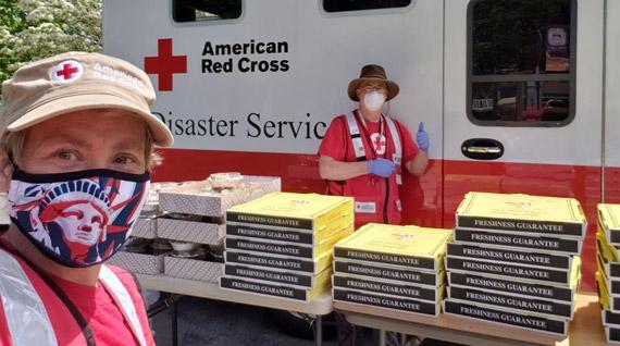 Red Cross NJ