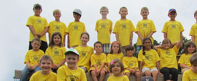 Farm Camp 2014